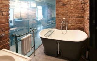Оригинальная ванная на чердаке – особенности обустройства