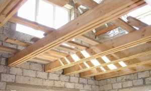 Расчет однопролетных деревянных балок: основные правила выбора и монтажа