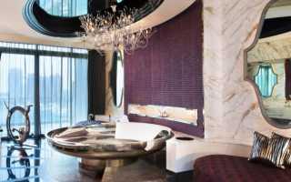 Сборка зеркального подвесного потолка «Армстронг»