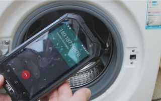 Как остановить стиральную машину во время стирки, можно ли ее выключить?