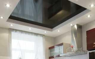 Как визуально поднять потолок — полезные советы
