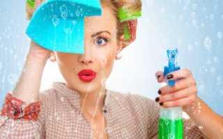 Как очистить матовое дверное стекло: средства без разводов и советы