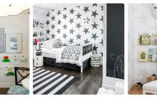 Детская спальня – площадка для креатива