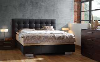Типы кроватей / Как классифицируются?