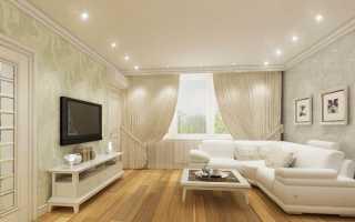 Установка светильника в подвесной потолок