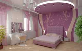 Идеален потолок, соответствующий стилю спальни