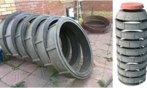 Кольца колодцев из бетона и пластика: сравнение эксплуатационных и монтажных свойств