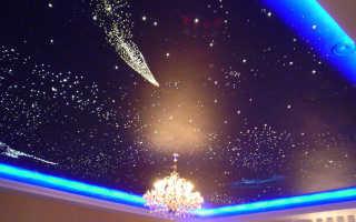 Бесконечное «Звездное небо» на вашем потолке