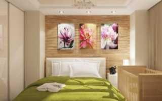 Оклейка потолка бамбуковыми обоями