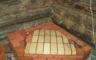 Виды печек для дома из кирпича