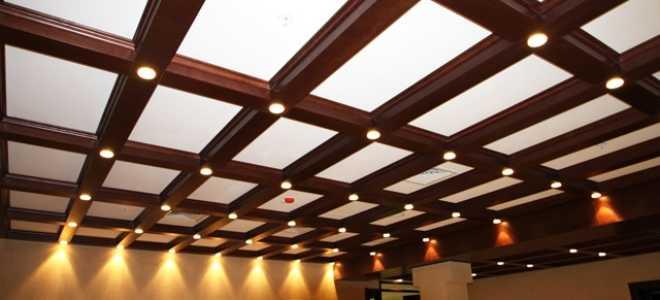 Чем отделать потолок