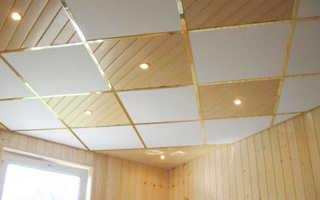 Подвесной потолок Армстронг: технические характеристики