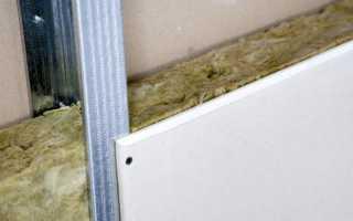 Облицовка стен и утепление гипсокартоном, утепляют ли стены гипсокартоном?