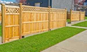 Как сделать забор на даче своими руками: требования и самые популярные материалы, рекомендации по строительству
