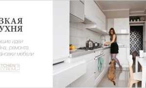 Внутреннее оформление узких кухонь – лучшие дизайнерские идеи и мебель (80 ФОТО)